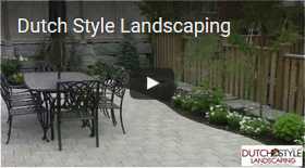 Dutch Style Landscaping