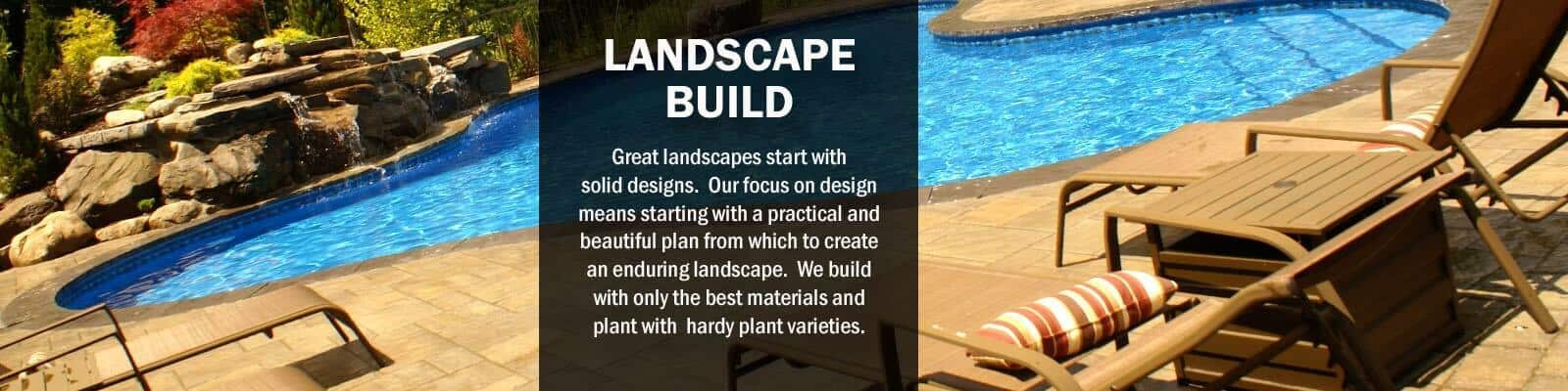 landscape build