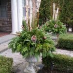 Seasonal Planters - winter