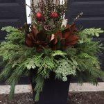 Seasonal planters, pots and urns