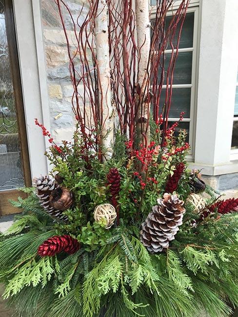 winter planter 2017
