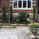 seasonal pots, planters and urns