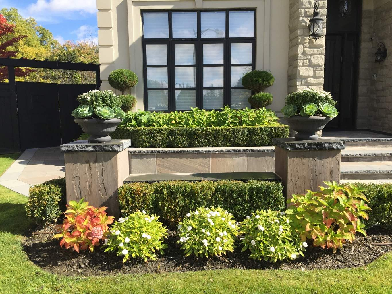 custom design fall urns
